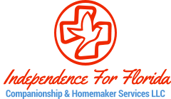 Independence For Florida Companionship & Homemaker Services LLC - Main Page